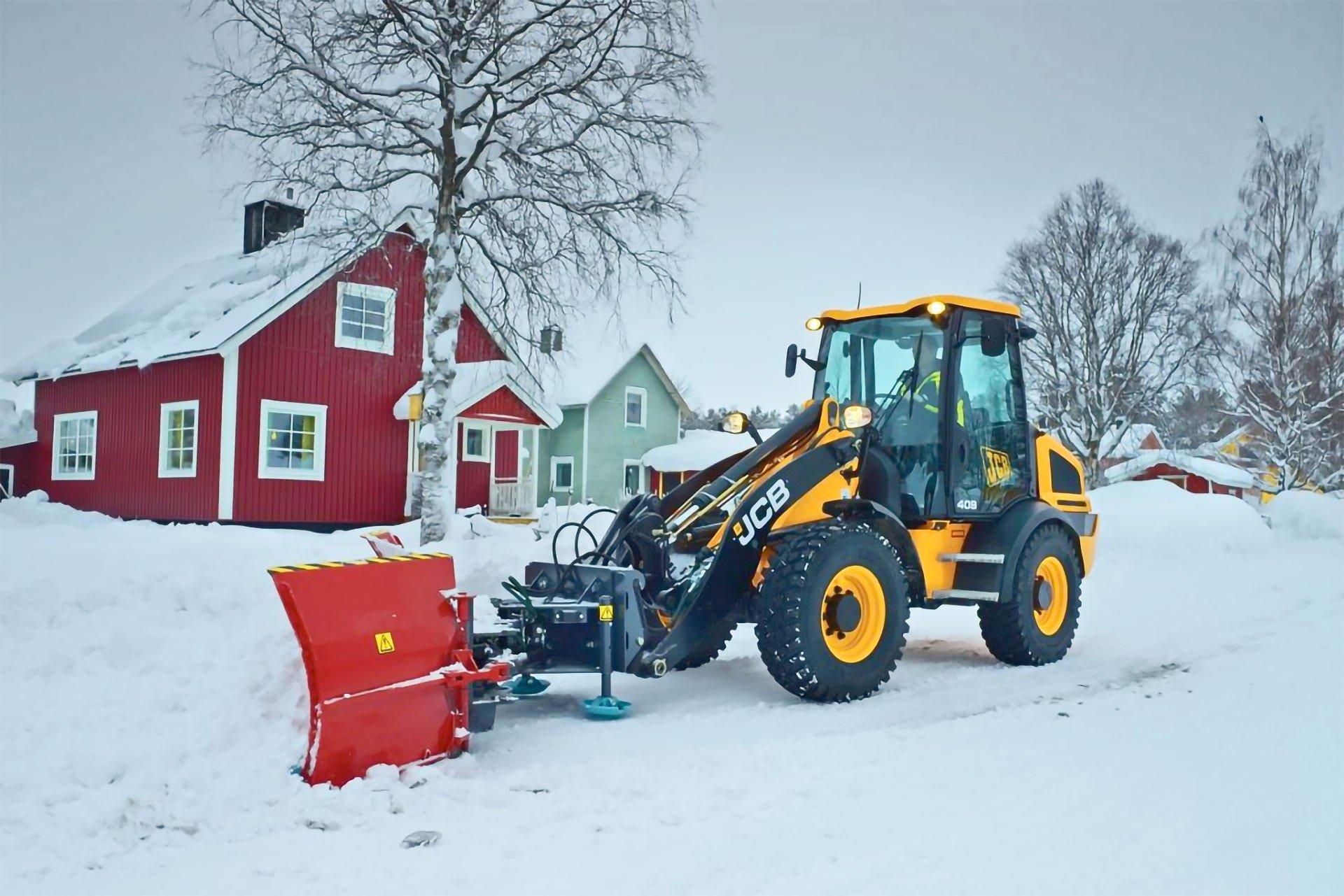 Lumityöt Rovaniemi